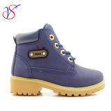 2016 de nieuwe Schoenen van de Laarzen van het Werk van de Injectie van de Veiligheid van de Kinderen van de Jonge geitjes van de Baby van de Stijl Werkende voor OpenluchtBaan (MARINE svwk-1609-035)