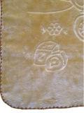 Tissu de Raschel de qualité pour la couverture de bébé