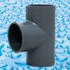 PVC Fittings para Water Supply With Solvent Joint