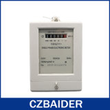 1 medidor da energia da fase (medidores da eletricidade do medidor da energia do medidor elétrico)