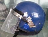 2017 경찰, 군 및 육군을%s 파란 반대로 난동 한 벌 또는 반대로 난동 헬멧