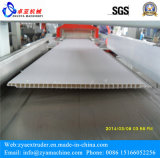 Панель заволакивания стены PVC/машина штрангпресса профиля доски потолка