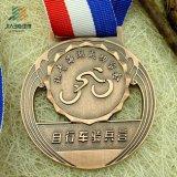 Medaglia del cittadino del metallo placcata bronzo cinese della caratteristica