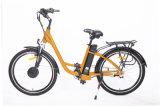 Vélo électrique de ville dans le grand pneu 28inch