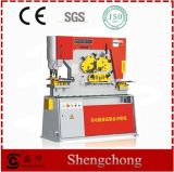 China Manufacturer Sheet Metal Ironworker for Sale