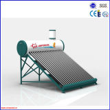 Verwarmer van de Zonne-energie van de hoge Efficiency de VacuümBuis niet-Onder druk gezette voor Huis