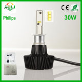 Faro dell'automobile H3 LED di Philips 30 W.P. 83