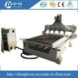 Qualitäts-Gravierfräsmaschine 1325 mit 4 Rotaries 4 Spindeln
