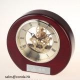 고품질 제조자 나무로 되는 테이블 시계 K8003A