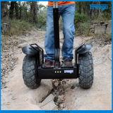 Deriva Todo terreno Scooter eléctrico con Segway X2 Potencia del motor