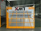 Promoción 2 toneladas de la capacidad de construcción del material de fábrica de China