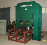 De rubber Bevochtiging die van de Brug van de Pers Vulcaniserend Machine dragen
