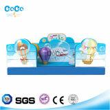 Bouncer inflável LG9007 do tema do céu do projeto de Cocowater