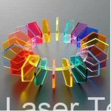 Laser-Ausschnitt/Gravierfräsmaschine für organisches Glas