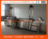 焼かれたポテトチップの生産ライン機械か縦のポテトチップの食糧機械Tszd-50
