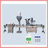 Automatisches Puder-Verpackungsfließband für Flasche