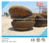 Casquillo inconsútil del extremo biselado de las instalaciones de tuberías de acero de carbón de ASTM