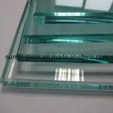 panneau en verre Tempered de 12mm avec la conformité de CE&ISO