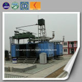 400kw/500kVA Container Silent Type Cogeneration Methane Natural Gas Generator met Ce & ISO