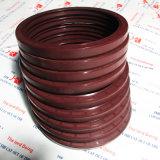 Guarnizioni di NBR/FKM TC, due orli con la molla, resistenza di olio, resistenza a temperatura elevata, 130*165*15 /Customized