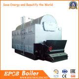 Боилер горячей воды цепной решетки промышленного угля серии Dzl ый