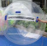 زاهية [1.0مّ] [بفك/تبو] ماء قابل للنفخ يمشي كرة, قابل للنفخ [زورب] كرة لأنّ جديات يلعب
