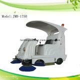 Caminhão montado trator da vassoura de estrada do vácuo