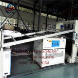 Da placa livre da espuma do PVC da máquina da extrusão do PVC máquina plástica da placa da espuma do PVC da maquinaria WPC da extrusão