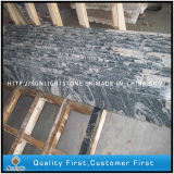 La Cina Juparana /Sand Wave Granites per Kitchen/Bathroom Tiles Countertops