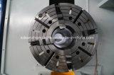 Горизонтальный Lathe CNC Qk1327 с цыпленком 4 челюстей