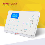 2016 GSM+PSTN novos Home Wireless Alarm com APP Intelligent Alarm