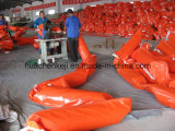 Boom del petrolio del PVC della strumentazione di protezione dell'ambiente/rete fissa