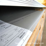 Laminado a alta temperatura da placa de aço inoxidável (304, 904L)