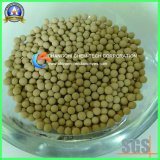 peneira molecular do Zeolite 3A para a secagem profunda do gás