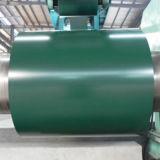 PPGI et a enduit la bobine d'une première couche de peinture galvanisée (Ral9005)