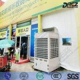 Unidade de condicionamento de ar central do condicionador de ar da barraca de Comsumption das baixas energias para o evento comercial