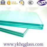 SGS Pass Laminated Safety Toughened Bulding Art Verre décoratif
