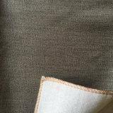 Le tissu de toile de sofa ordinaire le plus fin (HL137)