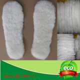 新しい様式の羊皮の靴の中敷