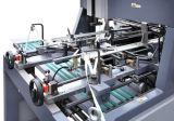 4 코너 풀칠 기계