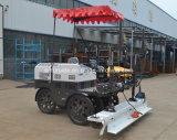 доводочный станок Screed лазера 2.5m конкретный Vibratory