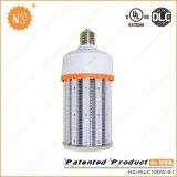 Ampoule de maïs de la base IP64 100W DEL de nabab d'UL Dlc 150lm/W E39