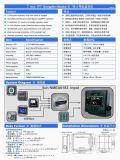 Navigations-Monitor für Wind, Tiefe, GPS, Kopftext, Geschwindigkeit