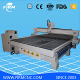 Máquina del ranurador de la carpintería del CNC de la cortadora del grabado de madera