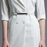 高品質の方法オフィスの女性女性のための新しい服のフォーマルドレス映像のオフィスの服