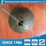 bille en acier de meulage de medias de 20-150mm