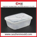 良質のプラスチック薄い壁の食糧容器型
