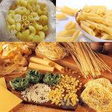 Macaronis de pâtes de l'Inde faisant la machine