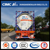 Cimc Huajun 39.5cbm Liquid Tank für Chemical Liquid