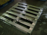 Logística Depósito de almacenamiento de acero Pallet